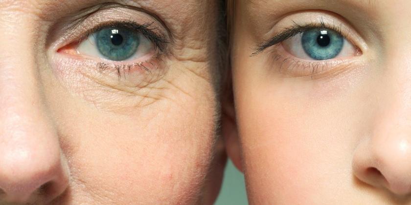 Возрастные изменения кожи - Теософия СПА